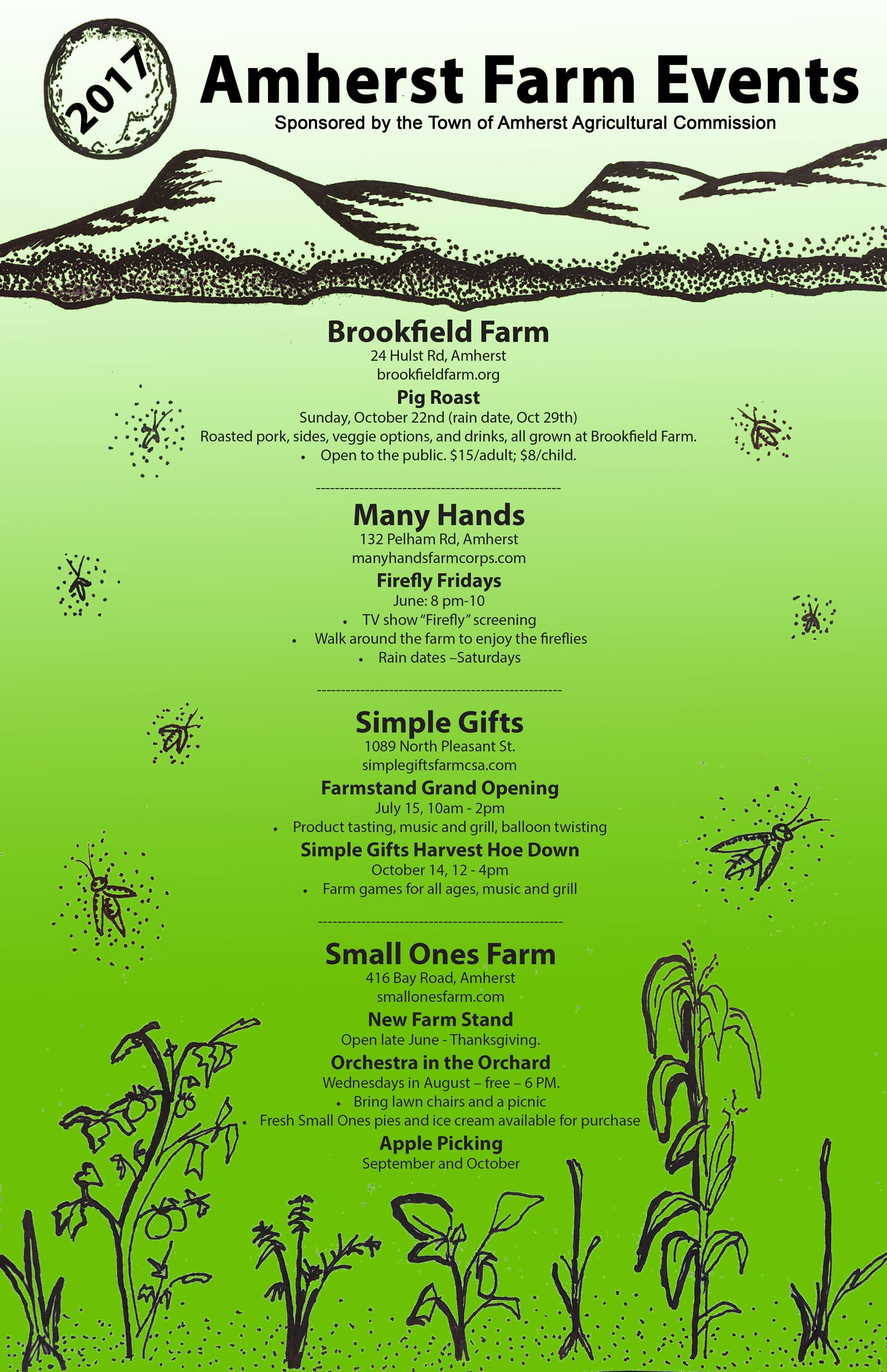 Amherst Farm Events 17