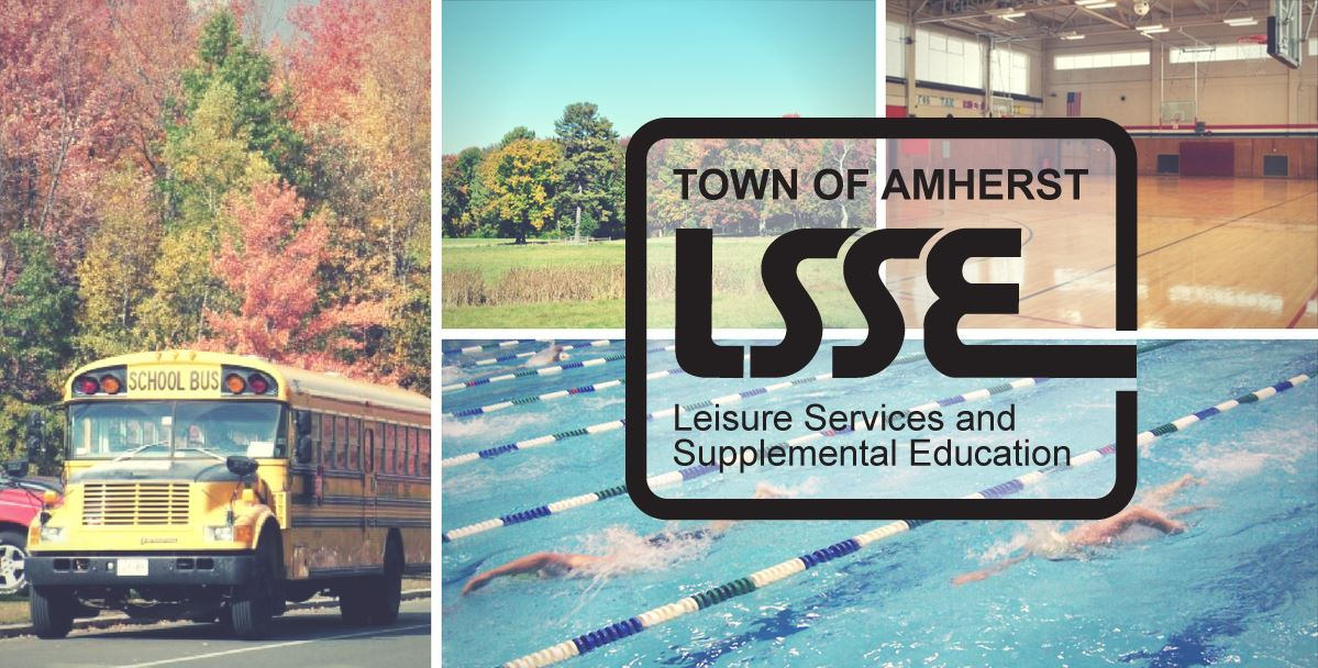 LSSE logo and photos