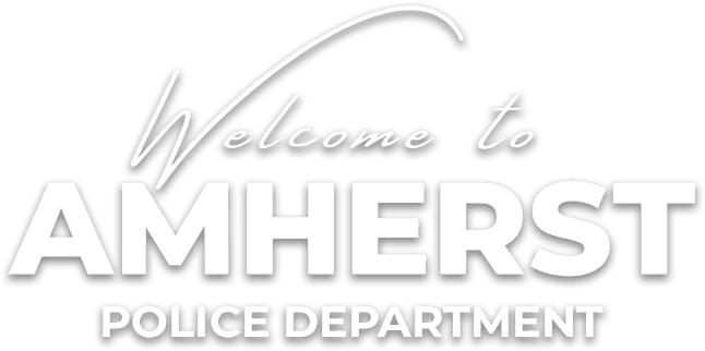 Amherst Police Department welcome