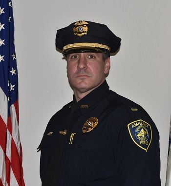 Lt. Richard MacLean from Amherst Police Department